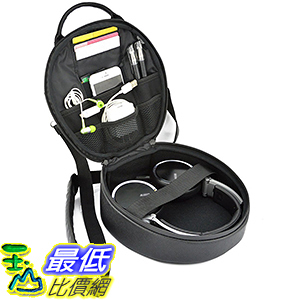 [106美國直購] Geekria EJB-0046-01 耳機收納盒 ELITE Headphones Carrying Bag / Case