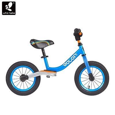英國 Whiz bebe 酷LOVE平衡滑步車-藍橘