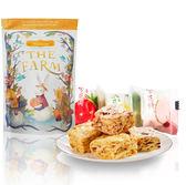 法式雪花餅 雪Q餅 蔓越莓 鳳梨 草莓 芒果 點心 下午茶 雪花糕