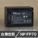 SONY FP70 FP-70 台灣世訊 日製電芯 副廠鋰電池 PJ-675 AX-40 (一年保固)
