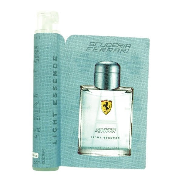 Ferrari 氫元素男性淡香水 1.2ml【26170】
