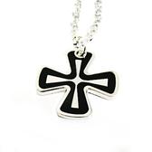 十字架金屬吊墬項鍊
