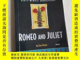 二手書博民逛書店The罕見Sixty-Minute Shakespeare--Romeo and JulietY179641