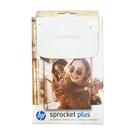 HP Sprocket Plus 口袋相印機-冰晶白