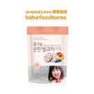 韓國 bebefood寶寶福德 糙米餅(水果)