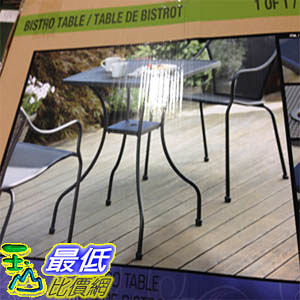"[COSCO代購] PACIFIC CASUAL28""COMMERCIAL TABLE 進口戶外商業桌 _C966676 $1948"