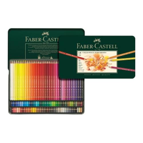 輝柏 Faber- Castell 專家級120色油性色鉛筆/鐵盒裝