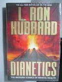 【書寶二手書T1/科學_ZKR】Dianetics_L.Ron Hubbard_未拆