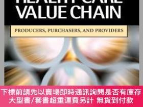 二手書博民逛書店預訂The罕見Health Care Value Chain: Producers, Purchasers And
