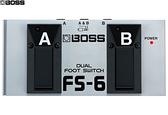 小叮噹的店- 開關踏板 腳踏開關 BOSS (FS-6)