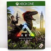 Xbox One 方舟 生存進化 ARK Survival Evolved 實體 英文版