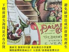 二手書博民逛書店1897年罕見32開 小說The Jolly Chinee 快樂