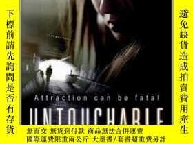 二手書博民逛書店Untouchable罕見不可侵犯的Y21066 ISBN:97