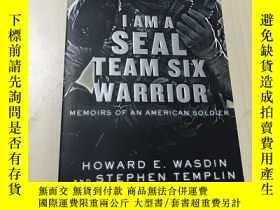 二手書博民逛書店I罕見Am a SEAL Team Six Warrior: M