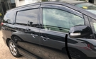 【車王汽車精品百貨】Toyota PREVIA 加厚 晴雨窗 電鍍晴雨窗 注塑鍍鉻
