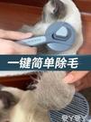 擼貓神器 貓梳子寵物貓咪狗狗針梳去浮毛梳擼貓神器掉毛專用毛刷清理器用品 愛丫 免運