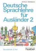 二手書博民逛書店 《Deutsche Sprachlehre für Ausländer: Grundstufe》 R2Y ISBN:3190010056│Hueber Verlag