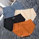 舒適無痕內褲-黑色L/XL