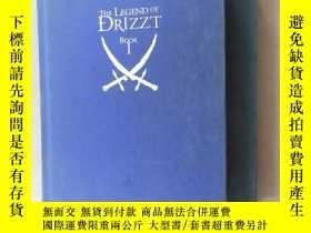 二手書博民逛書店外文書罕見THE LEGEND OF DRIZZT RA SALVATORE 【book 1 Homeland】【