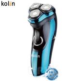 kolin歌林 可水洗USB充電式三刀頭電動刮鬍刀 KSH-HCW09