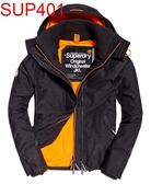 SUPERDRY 極度乾燥 SUPER DRY 男 當季最新現貨 風衣外套 SUP401