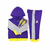 【一月大促折後$1350】NIKE NBA 幼童 長袖 長褲 運動 套裝 湖人隊 WK2T1BCAV-LAK