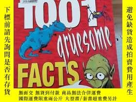 二手書博民逛書店1001罕見GRUESOME FACTSY15335