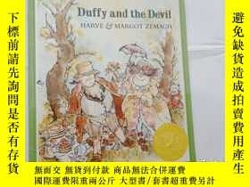 二手書博民逛書店Duffy罕見and the Devil.Y12498 Harv