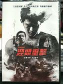 影音專賣店-P04-001-正版DVD-電影【迎頭重擊】-再創動作巔峰