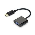 DisplayPort(公)轉 VGA(...