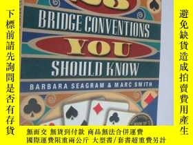 二手書博民逛書店25罕見Bridge Conventions you shoul