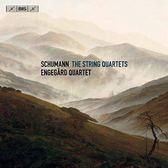 【停看聽音響唱片】【SACD】舒曼:弦樂四重奏全集