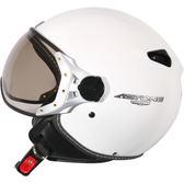 【東門城】ASTONE KSR 素色 半罩式安全帽 復古帽 眼鏡溝