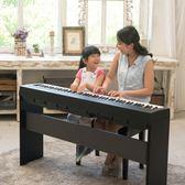 電鋼琴88鍵重錘P48B電子數碼鋼琴專業成人兒童初學便攜電鋼 星辰小鋪