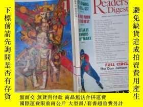 二手書博民逛書店Reader s罕見Digest(JANUARY 1996)Y6583 詳見圖 詳見圖 出版1996