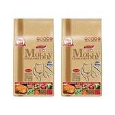 Mobby 莫比 高齡貓 老貓 抗毛球 配方 自然食飼料 3kg X 2包