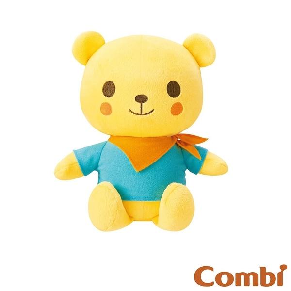 【愛吾兒】Combi 康貝 Kuma Kun小熊好朋友(15719)