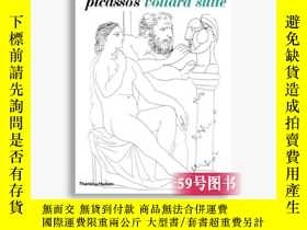 二手書博民逛書店Picasso S罕見Vollard Suite 畢加索的沃拉爾套房 版畫Y238343 Hans Bolli