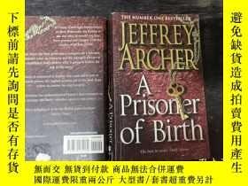 二手書博民逛書店a罕見prisoner of bitrhY271632 jeff