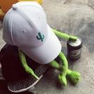 【JP.美日韓】韓國 情侶仙人掌 刺繡 版帽 鴨舌帽 運動帽 老帽 橫須 刺繡