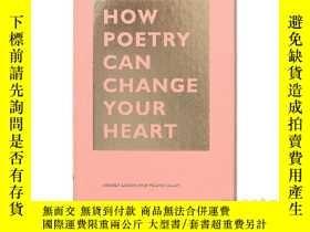 二手書博民逛書店詩歌如何令人改變心情罕見英文原版 How Poetry Can