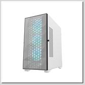 華碩 網格透側 ARGB 全風道 11代 i7-11700K 水冷 GTX1660Ti 白色主機