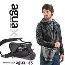 黑熊館 MIGGO Agua 35 多功能PRO防水相機側背包[中階單眼相機和高倍變焦類單專用] - 黑與藍