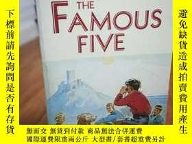 二手書博民逛書店Five罕見Have a Wonderful Time (Fam