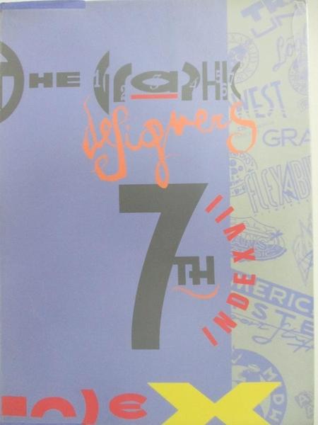 【書寶二手書T4/大學藝術傳播_FHF】Graphic Designers Index 7