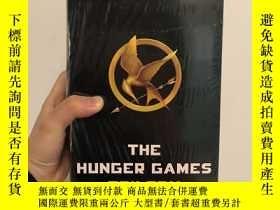 二手書博民逛書店The罕見Hunger Games TrilogyY323713