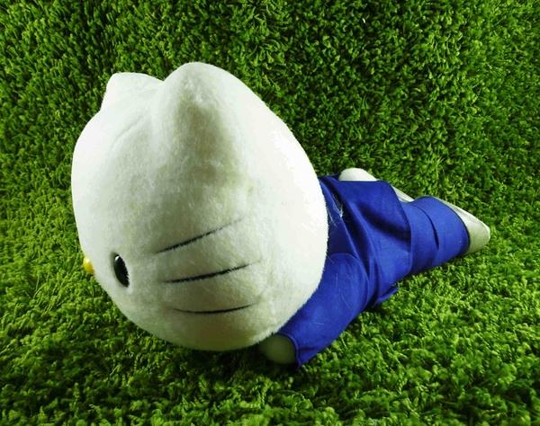 【震撼精品百貨】Hello Kitty 凱蒂貓~絨毛娃娃-丹尼爾(飛天東京)