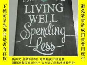 二手書博民逛書店LIVING罕見WELL Spending lessY21282