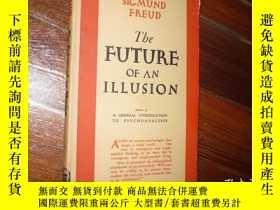 二手書博民逛書店The罕見Future of an Illusion by Si