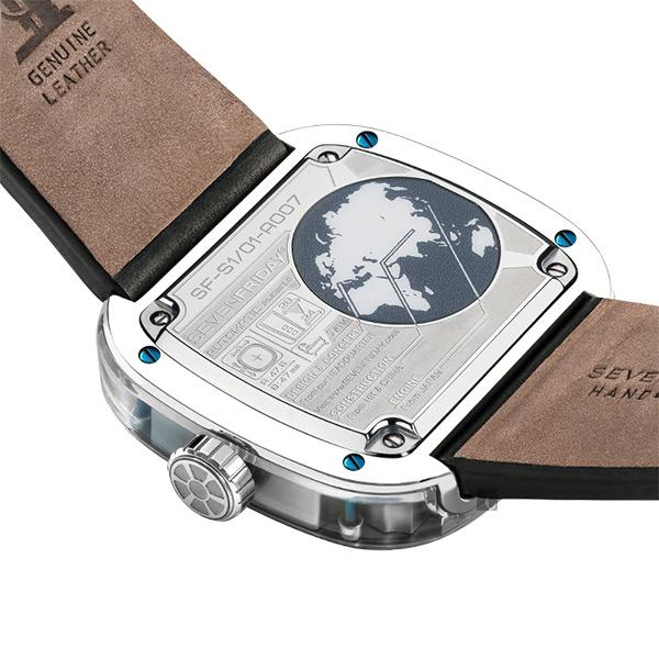 SEVENFRIDAY S1 透視極限自動上鍊機械錶-47mm S1